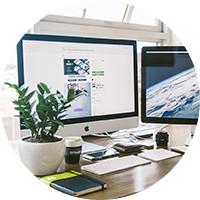 Webサイト制作のイメージ画像