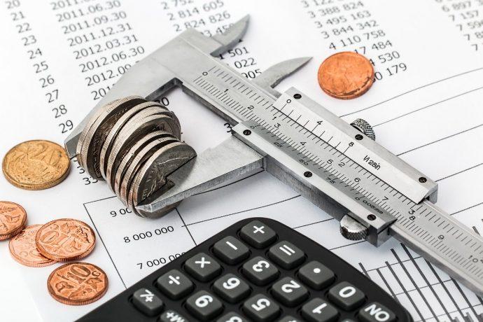 キーワードの予算配分を確認